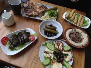 Cosas que comer en T Marbouta (foto: nogarlicnoonions.com)