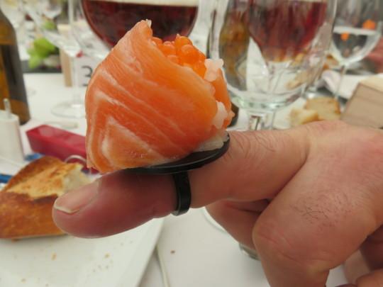 Miniature _ 4 anillo