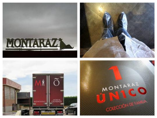 Imágenes de la visita a la fábrica de Montaraz en Salamanca (fotos: Cuchillo)