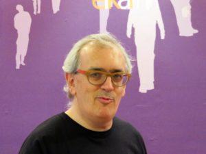 Xabier Gutiérrez, cocinero y escritor (foto: Cuchillo)