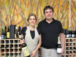 Izaro y Ugutz Rubio, responsables de Zezilionea (foto: Cuchillo)