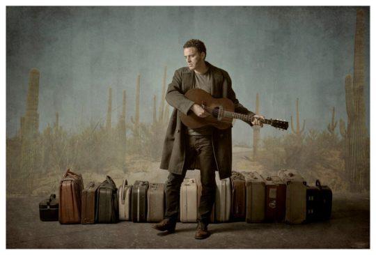 Imagen promocional de Depedro, con motivo de la edición de 'El pasajero'.