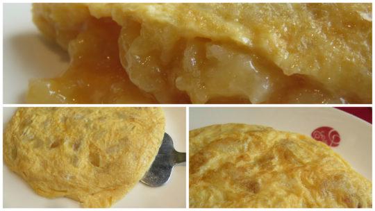 Así es la muy premiada tortilla de patata de Ciri (foto: Cuchillo)
