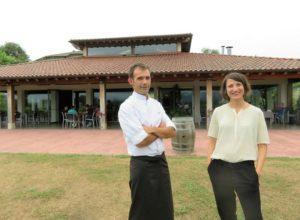 Jon y Arantxa Ayala, en Laia (foto: Cuchillo)