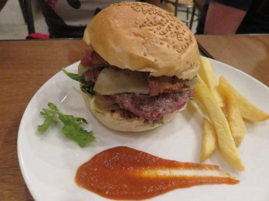 Idikia, la hamburguesa de buey de Mala Gissona Beer House (foto: CuchilloI