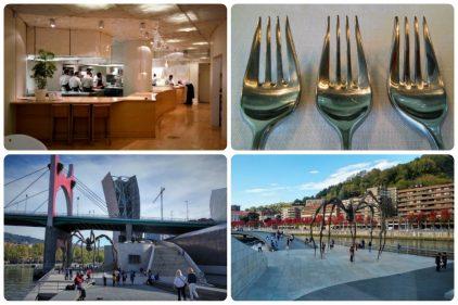 Cocina, fachada y vistas del restaurante Nerua (fotos: Cuchillo)