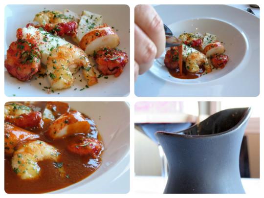 Delicioso estaba el ttoro en el restaurante Kokarta (foto: Cuchillo)