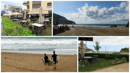 Vistas y exterior del restaurante Gotzon (fotos: Cuchillo)