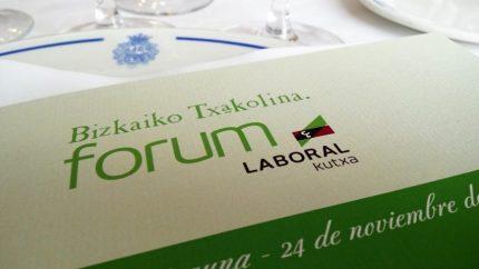 I Bizkaiko Txakolina Forum (foto: Cuchillo)