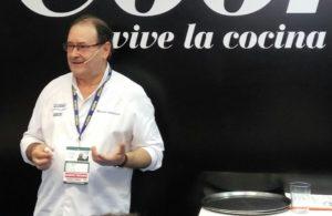 Hilario Arbelaitz, en Gastronomika 2016 (foto: Cuchillo)