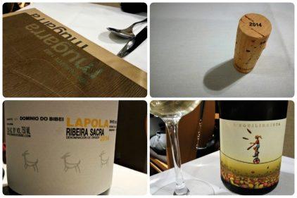 Cuidan bien la oferta de vinos en Mugarra (fotos: Cuchillo)