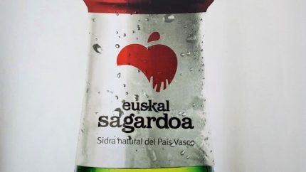 Cuello de botella de la inminente Euskal Sagardoa (foto: Cuchillo)