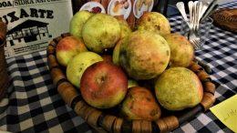 Hasta 115 variedades de manzana (foto: Cuchillo)