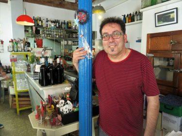 Miquel Ruiz, capitál de El Baret de Miquel Ruiz, en Dénia (foto: Cuchillo)