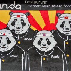 Panda (Bilbao). Sayonara mediterrasiático (una y no más)