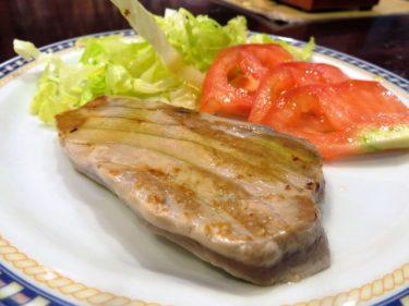 Señora tapa de atún, en Bodega Antonio Romero (foto: Cuchillo)
