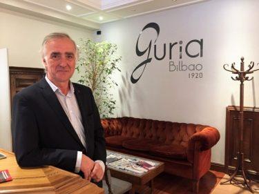 Iñaki Rodrigo, responsable del restaurante Guria (foto: Cuchillo)