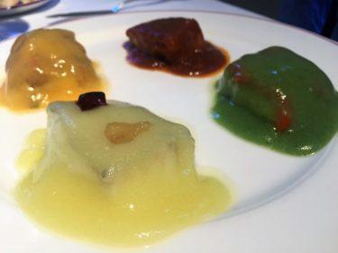 Bacalao a los cuatro gustos, el Guría (foto: Cuchillo)