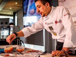 El cocinero Rubén González, impulsor de Miniature.