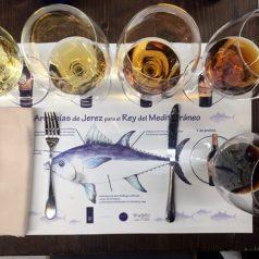 La poética del vino y el pescado