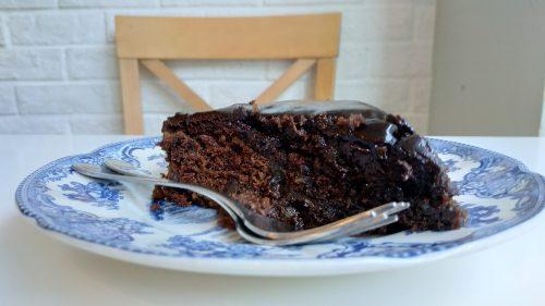 Una de las tartas del Willows (foto: Cuchillo)