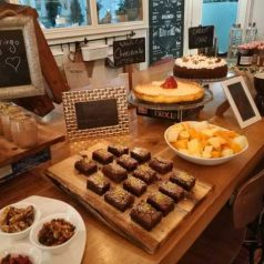 De brunch en Bilbao: prisas, apreturas, cafeteras defectuosas y tortilla seca