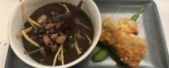 Restaurante Nicos. The true power lunch of Mexico City