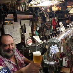 Cervecería Etxeberria (Donostia). Hedonismo, birra y campechanía