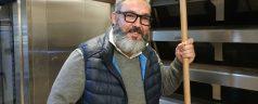 """""""El mal pan está transmitiendo muchas enfermedades"""" (Roberto Fernández, Crosta)"""