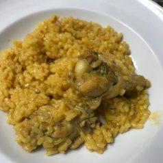 Arroz con pollo, por José Ángel Sarachaga (Recetas para una cuarentena #4.)