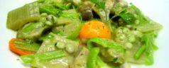 Menestra de verdura, por Amaia Ortuzar (Recetas para una cuarentena #55)