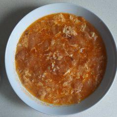 Sopa de ajo facilísima (Recetas para una desescalada #95)