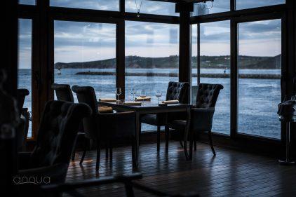 La mesa favorita del restaurante Annua.