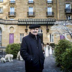 El maestro Luis Irizar publica su esperada autobiografía