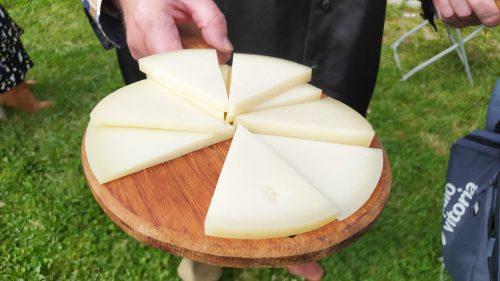 Ya está aquí el nuevo queso Idiazabal (foto: Cuchillo)