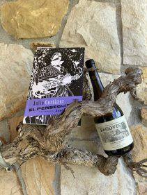Cortázar y buen vino de la mano de Gil Berzal.