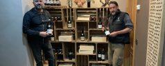Créeme, Prez, la viticultura bohemia existe, la he visto en Gil Berzal