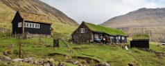 Koks (Islas Feroe). Nueva cocina nórdica en una cabaña